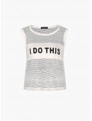 """Домашняя футболка """"Индефини"""" (Арт.528000-TBPA1053)"""