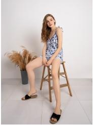 "Домашняя пижама женская ""Индефини"" (Арт.511800-9-TDP1061)"