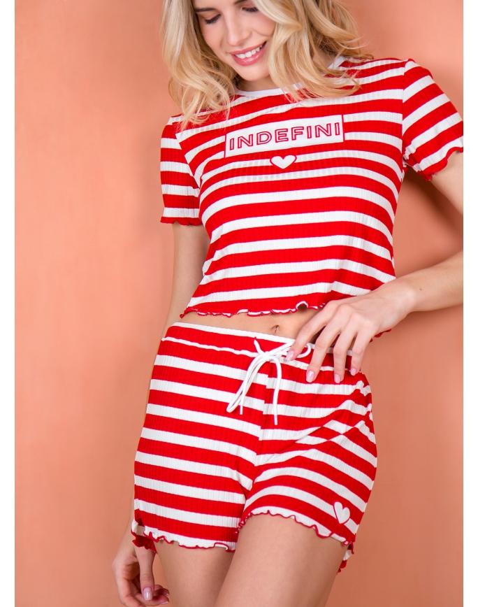 """Домашняя пижама """"Индефини"""" (Арт.533700-TBD1068)"""