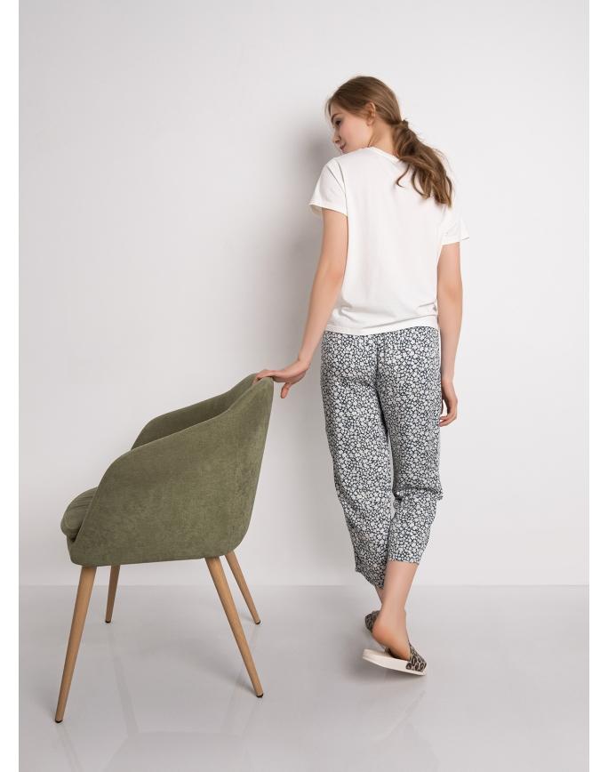 """Женские брюки """"Индефини"""" (Арт. 581800-98-TDJ1087)"""