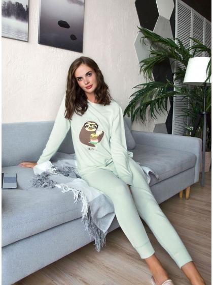 """Домашняя пижама """"Индефини"""" (Арт. 571300-TCC1144)"""