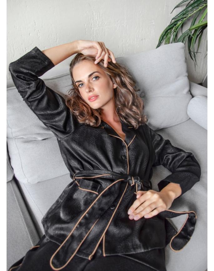 """Домашняя пижама """"Индефини"""" (Арт.571800-9-TCC1195)"""