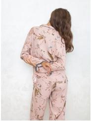 """Домашняя пижама """"Индефини"""" (Арт.571800-9-TCC1209)"""