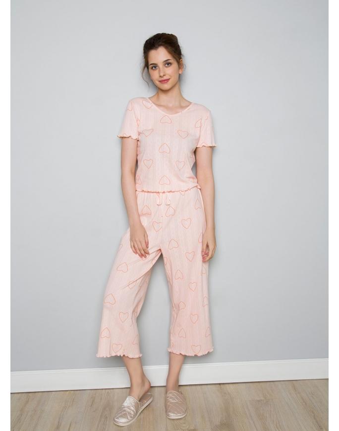 "Домашняя пижама ""Индефини"" (Арт. 542000-TBZ1216)"