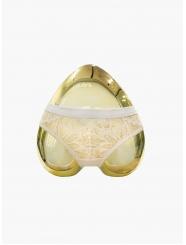 Женский манекен сердечко золотой зеркало  (АРТ.3200)