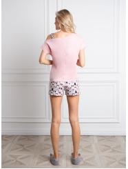 """Домашняя пижама """"Индефини"""" (Арт.532000-TBD9236)"""