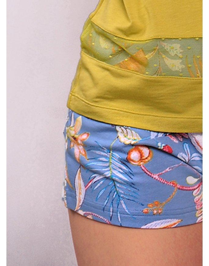 """Домашняя пижама женская """"Индефини"""" (Арт.525000-TBP0013)"""