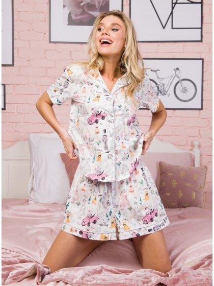 """Домашняя пижама """"Индефини"""" (Арт.532000-TBD0103)"""