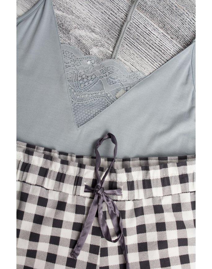 """Домашняя пижама """"Индефини"""" (Арт.514000-TDP8180)"""