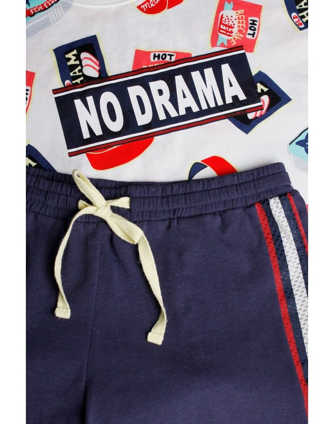 """Домашняя пижама """"Индефини"""" (Арт.532000-TBD9010)"""