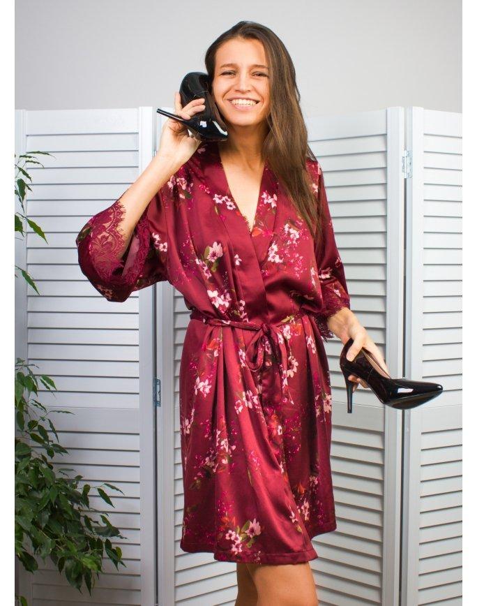 Сорочка с халатом (Арт.471400-SYZ9150)