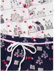 "Домашняя пижама ""Cats"" (Арт.531000-TBD8196)"