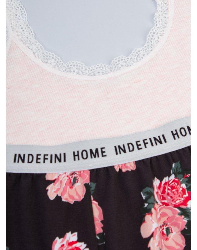 """Домашняя пижама """"Индефини"""" (Арт.511500-TDP9143)"""